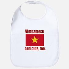 Cute Vietnamese Bib