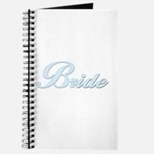 Bride (Blue) Journal