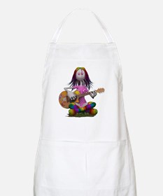 Hippy Chick ~ Peace and Love Apron
