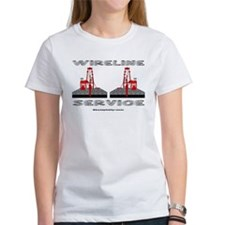 Wireline Service Tee