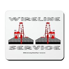 Wireline Service Mousepad