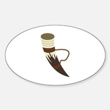 Viking Horn Decal