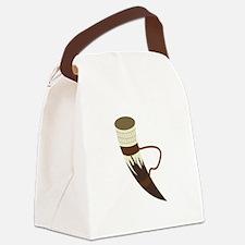 Viking Horn Canvas Lunch Bag