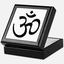 Aum Sign - Aum Symbol Keepsake Box