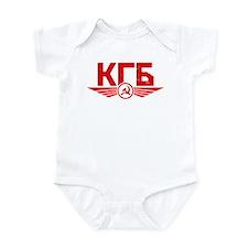 KGB Infant Bodysuit