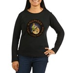 MOTHER IS A WITCH Women's Long Sleeve Dark T-Shirt