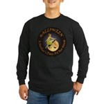 MOTHER IS A WITCH Long Sleeve Dark T-Shirt