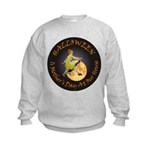 MOTHER IS A WITCH Kids Sweatshirt