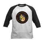 MOTHER IS A WITCH Kids Baseball Jersey