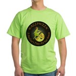 MOTHER IS A WITCH Green T-Shirt