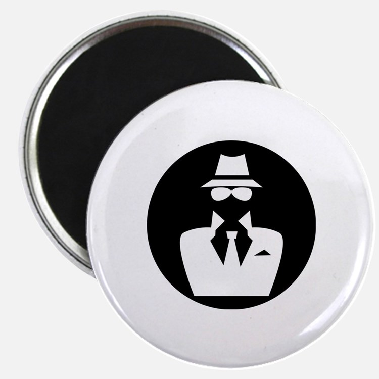 white hat hacker GRAPHICS Magnet
