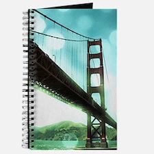 Bokeh Bridge Journal
