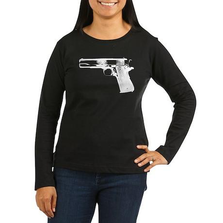 1911 Women's Long Sleeve Dark T-Shirt