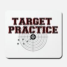 TARGET PRACTICE Mousepad