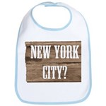New York City? Bib