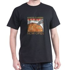 School Cafeteria Food T-Shirt