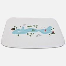 Lake Scene Bathmat