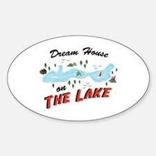 Dream House Decal