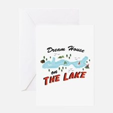 Dream House Greeting Cards