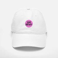 Save Britney Baseball Baseball Cap