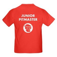 """Junior Pitmaster"" T (6"