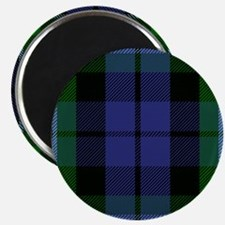 MacCallum Scottish Tartan Magnets
