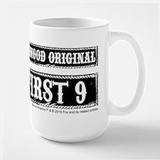SOA First 9 Large Mug