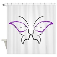 Funny Health and beauty Shower Curtain