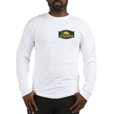 Desert Roots Magnetic Signs Long Sleeve T-Shirt