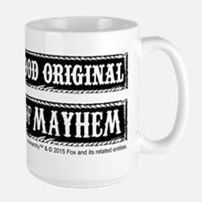 soa men of mayhem Large Mug
