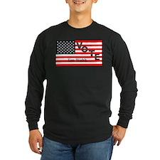 Vote Jim Webb for President Long Sleeve T-Shirt