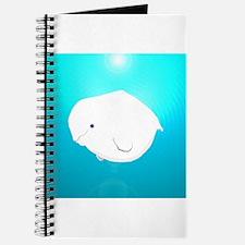 Fat Beluga Whale Journal