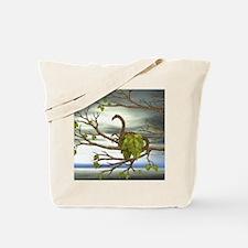 maple leaf dragon Tote Bag