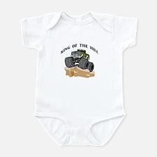 Rock Crawling 4 Wheeling Infant Bodysuit