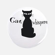 Cat Whisperer Button