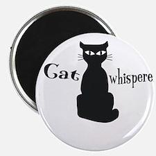 Cat Whisperer Magnets