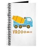 Childrens cars Journals & Spiral Notebooks