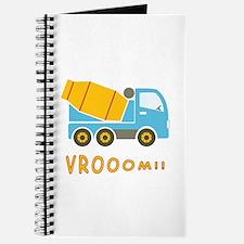Cement mixer truck Journal