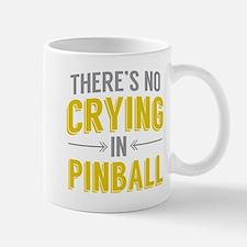 No Crying In Pinball Mugs