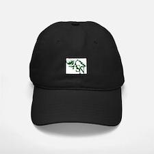 Green ASN Basic Logo Baseball Hat