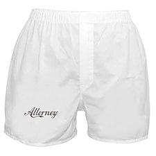 Vintage Attorney Boxer Shorts