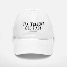 SOA Old Lady Baseball Baseball Cap