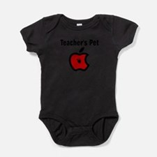 Funny Teachers Baby Bodysuit