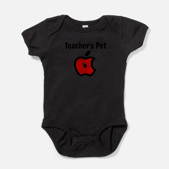 Cute Teachers appreciation Baby Bodysuit