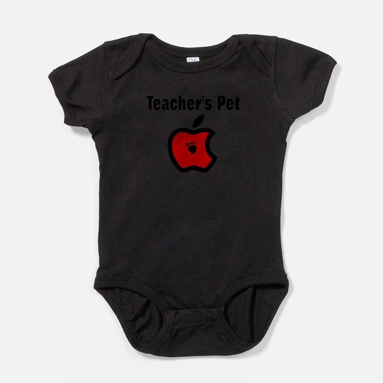 Cute Teachers appreciation Baby Bodysuit