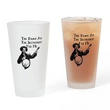 banjoam.jpg Drinking Glass