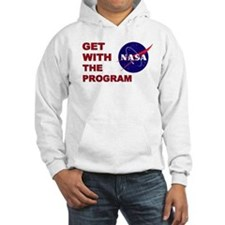 GET WITH THE PROGRAM Hoodie