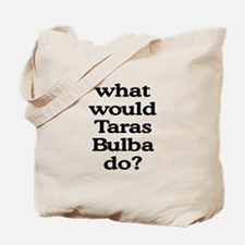 Taras Bulba Tote Bag