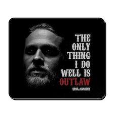SOA Outlaw Mousepad