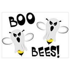 Boo Bees-WH Poster